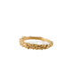 BARNACLE gold stacking ring