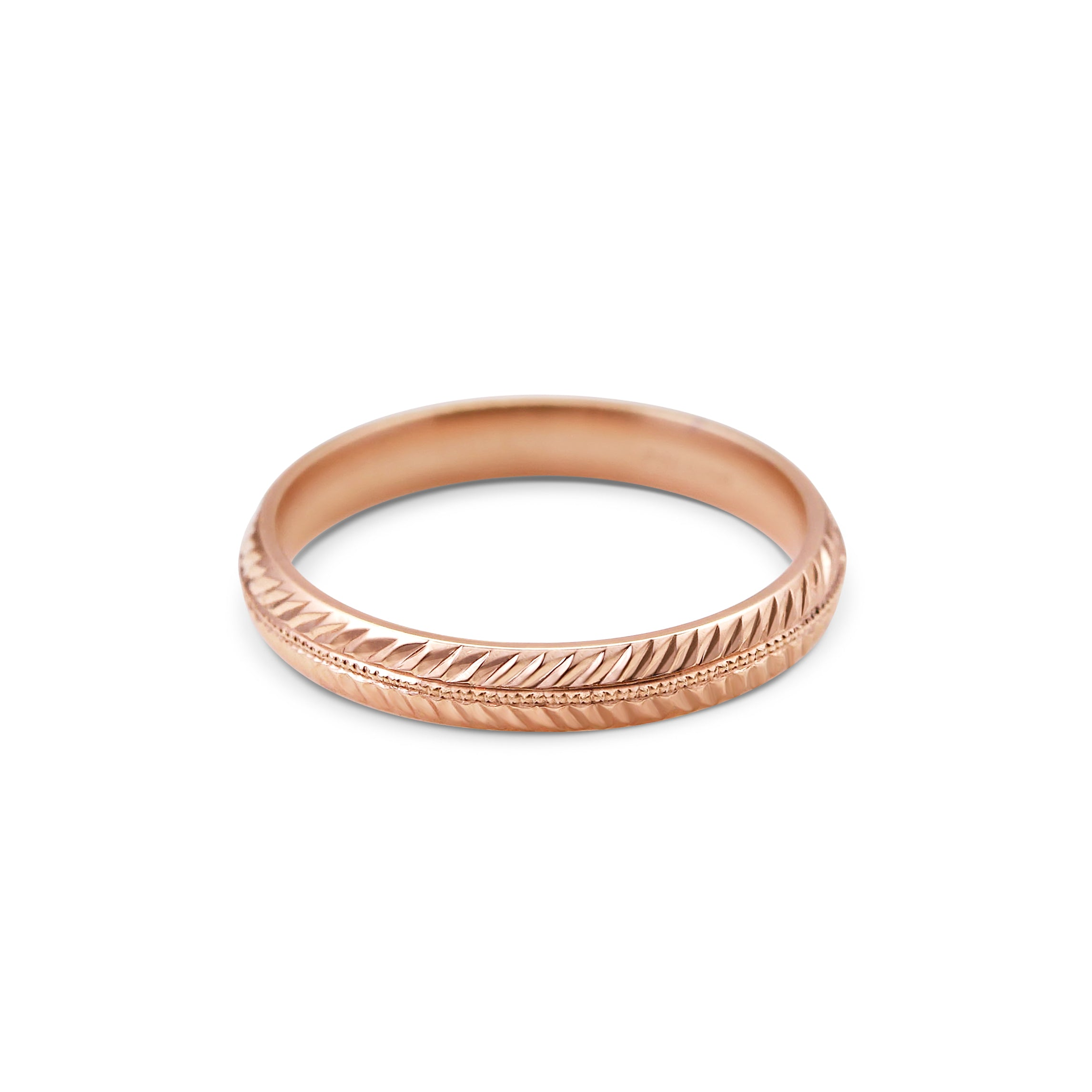 ben gold basic rose product moss wedding band diamond jewellers rings ring