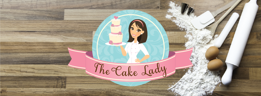 The Cake Lady Sligo Ireland Logo