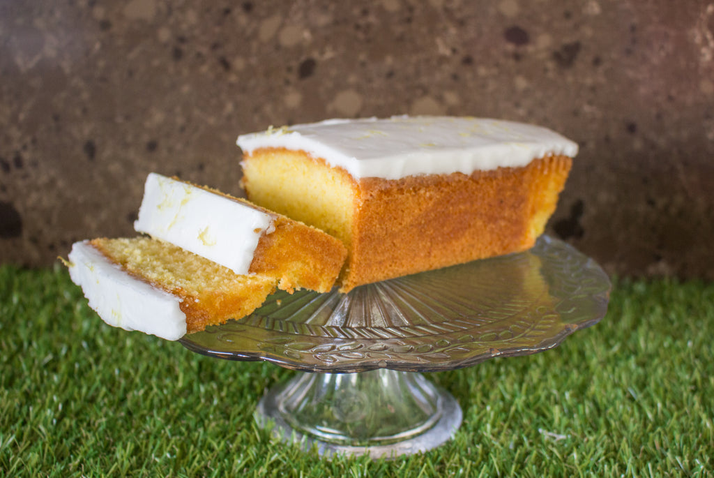 Lemon Drizzle Cake by The Cake Lady Sligo