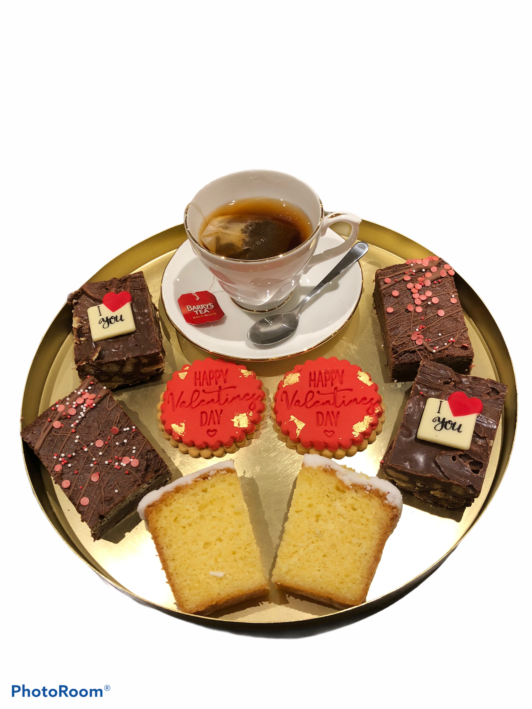 Valentines Afternoon Tea for Two (Ship 10th Feb)