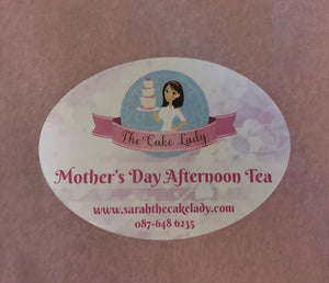Mothers Day Afternoon Tea PRE-ORDER (Ship 10th March)