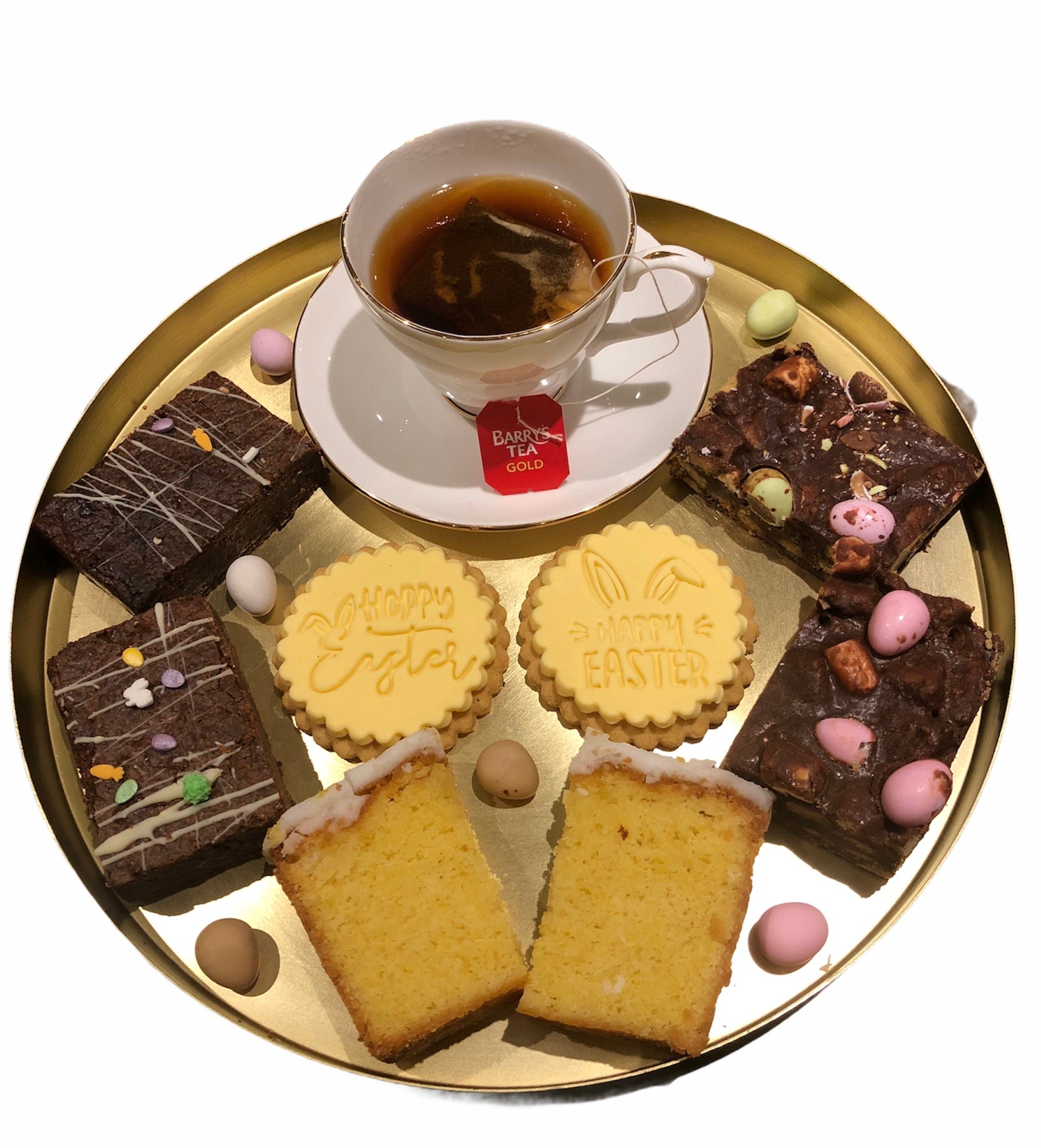 Easter Afternoon Tea for 2 (Dispatch 30th March)