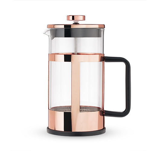 Piper™ Rose Gold Press Pot - The Coffee Cache