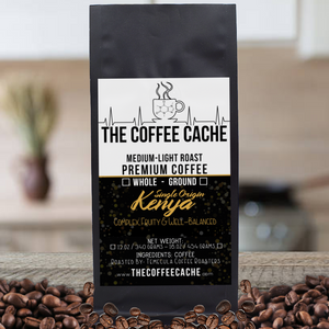 Open image in slideshow, Kenya - Single Origin Coffee - The Coffee Cache