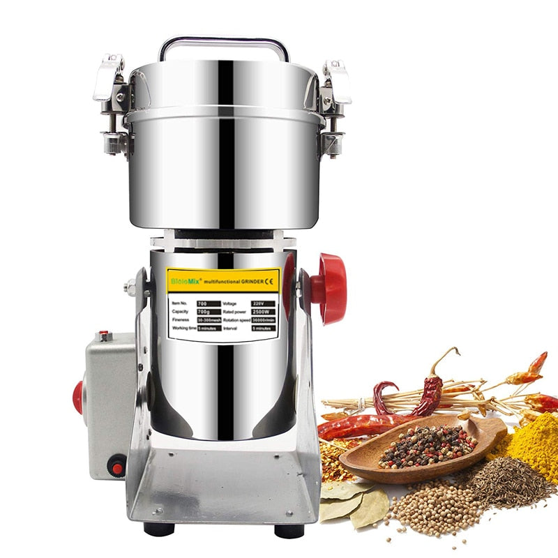 700g Grinding Machine for Coffee, Flour, Spices, Grain and More - The Coffee Cache
