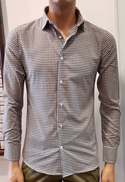 CAMICIA COLLO FRANCESE SLIM FIT