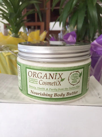 Nourishing Body Butter - JBORGANICS