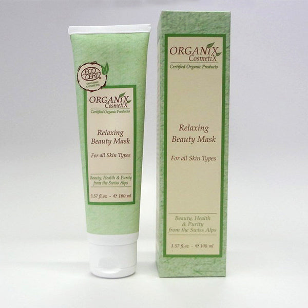 Relaxing Beauty Mask - JBORGANICS