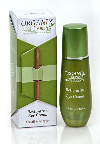 Restorative Eye Cream - 1.0 fl. oz. - JBORGANICS