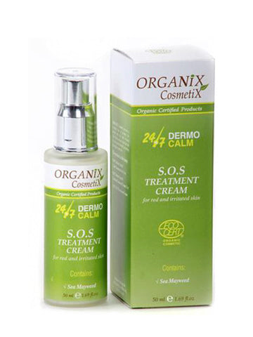 Dermo Calm S.O.S Treatment Cream - JBORGANICS