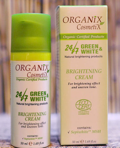 Brightening Cream for Uneven Tone - JBORGANICS