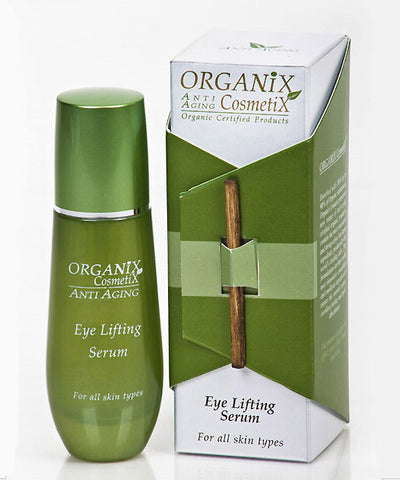 Anti-Aging Eye Lifting Serum For All Skin Types 1.0 oz - JBORGANICS