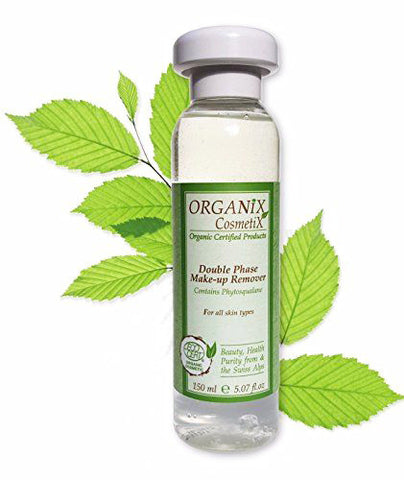Double Phase Organic Makeup Remover - natural organic makeup cosmetics