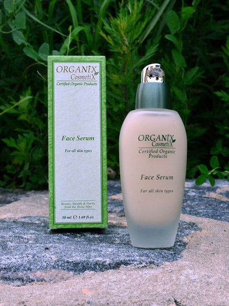 Face Serum - JBORGANICS