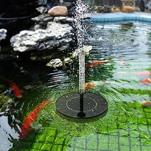 40% OFF Today Only!-Summer Solar Powered Bionic Fountain(Buy 2 Free Shipping)