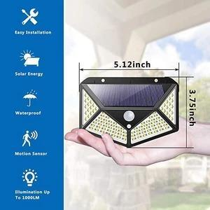 (Summer Promotion 40% Off) Solar Sensor Street Light