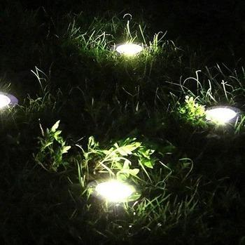 (Summer Promotion 40% Off) Solar In-Ground Lights