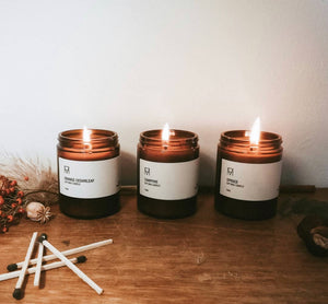 Unnaaty, Phthalate Free Candles Made Using Vegetable Soy Wax