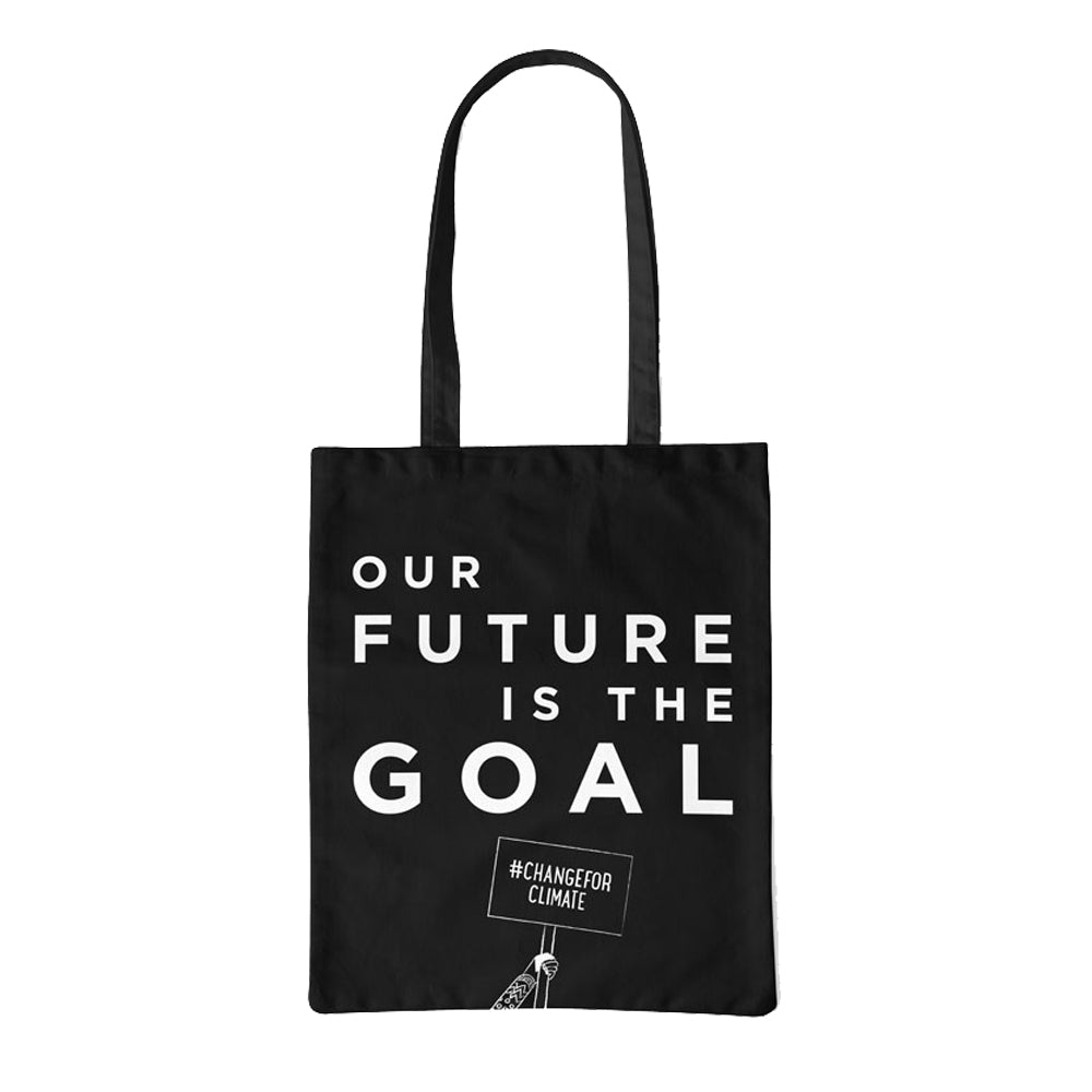 Our Future Is The Goal - Tote Bag - Unnaaty