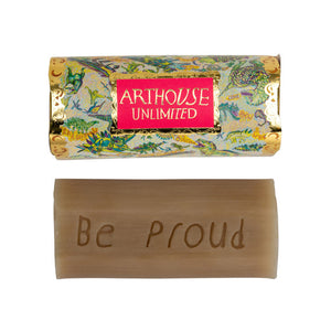 Rhubarb And Ginger Organic Soap - Unnaaty