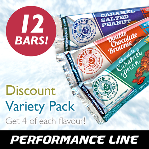 12 Bars!<br> Discount <nobr>Variety Pack</nobr>