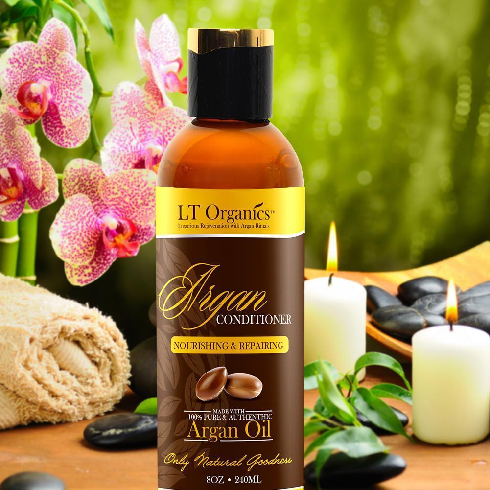 Renewing Organic Argan Oil Conditioner