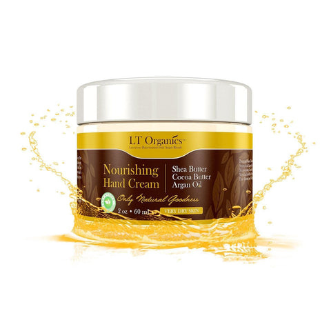 Natural Nourishing Hand Cream