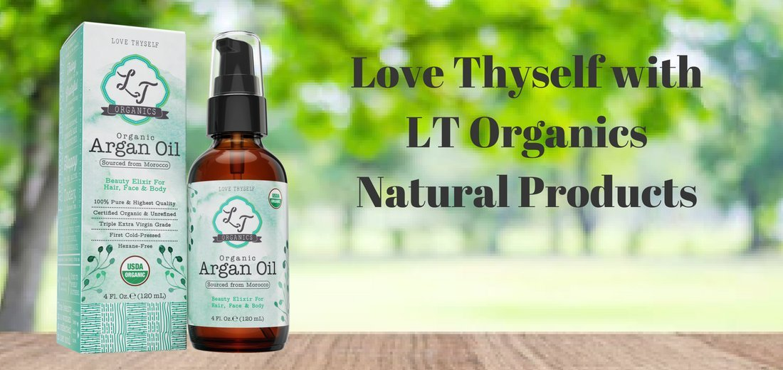 LT Organics Natural Beauty Collection