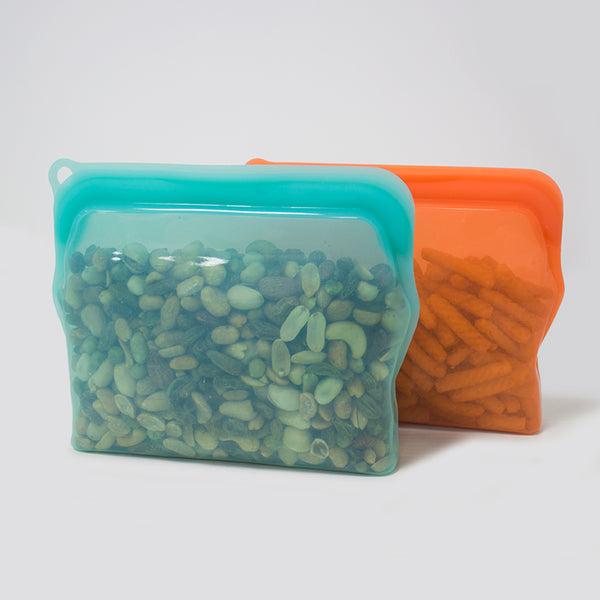 SILICONE FOOD BAG (MEDIUM)