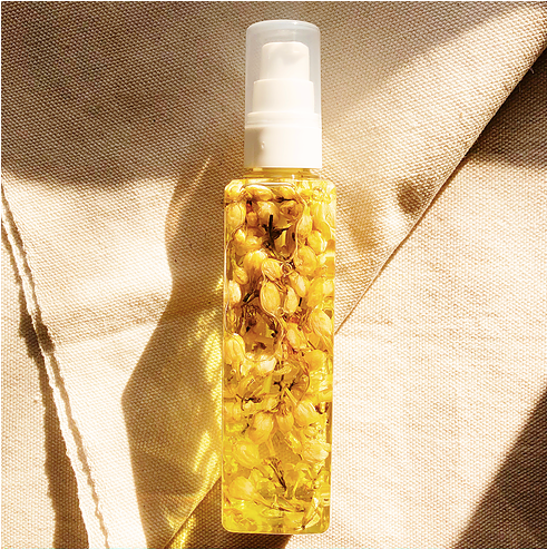 JASMINE INFUSED BODY OIL