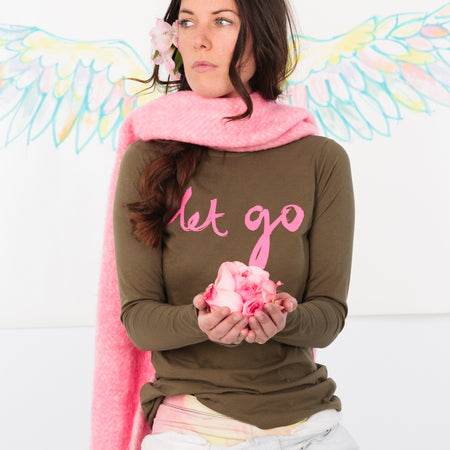 Let go, Ethical Clothing Toronto