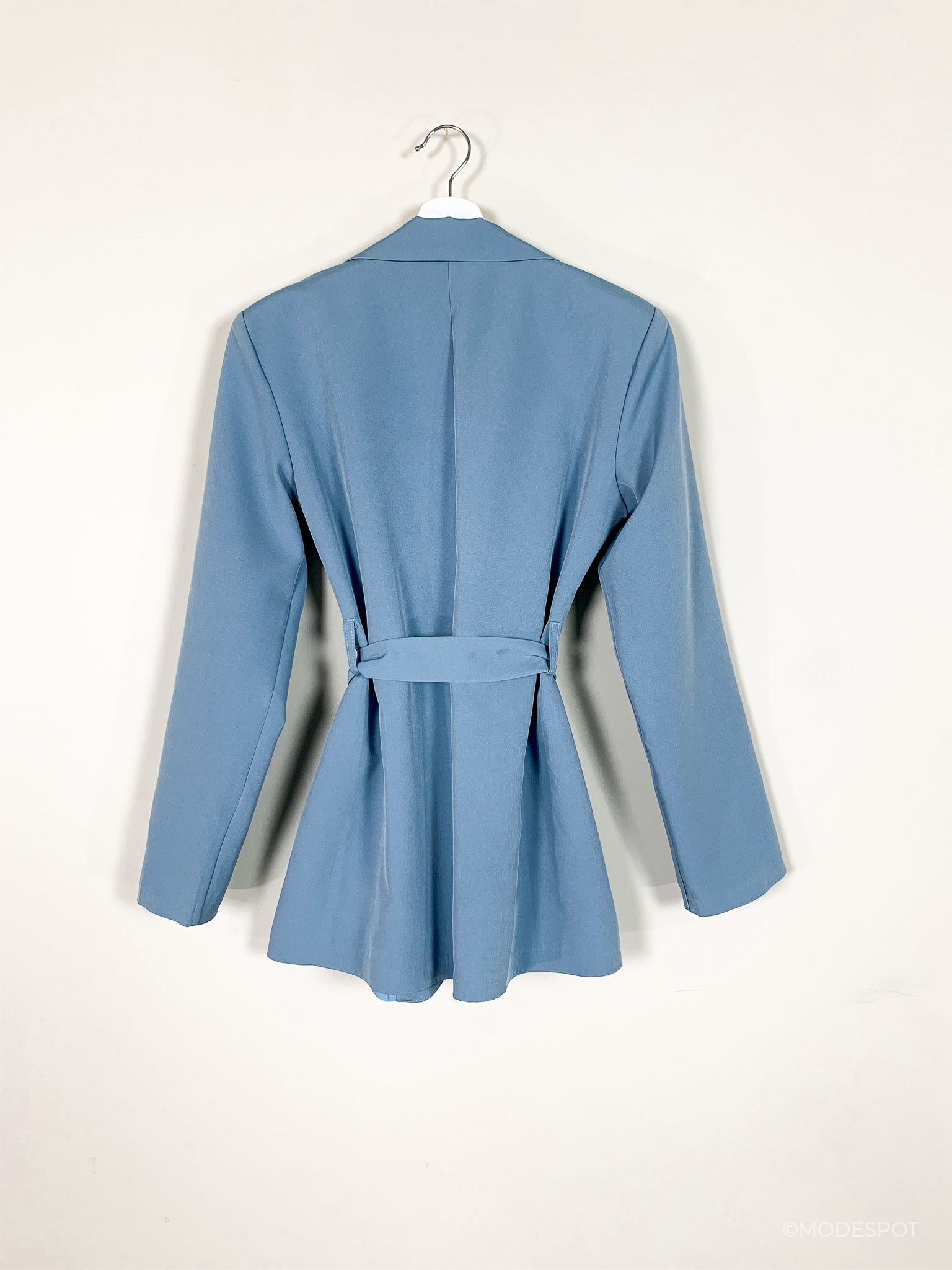'Guiliana' Belted Blazer