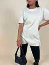 'Ines' Oversized Cotton T-Shirt