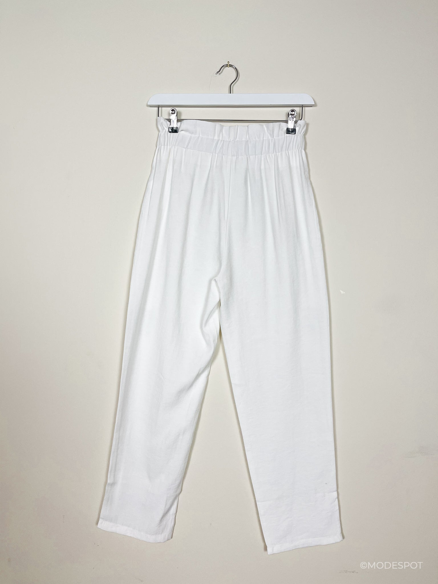 'Anna' Paperbag Trousers