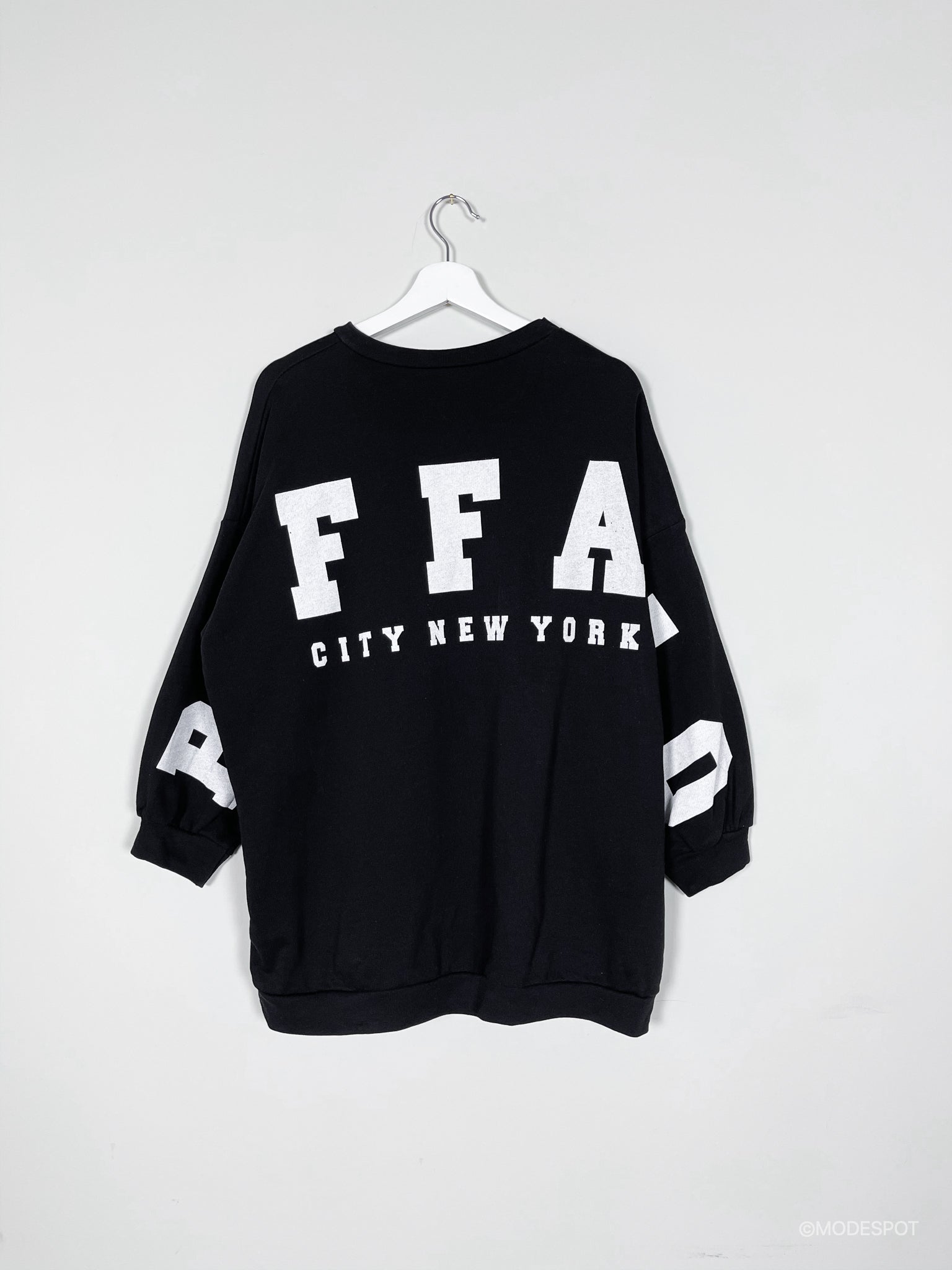 'Buffalo' Oversized Sweater