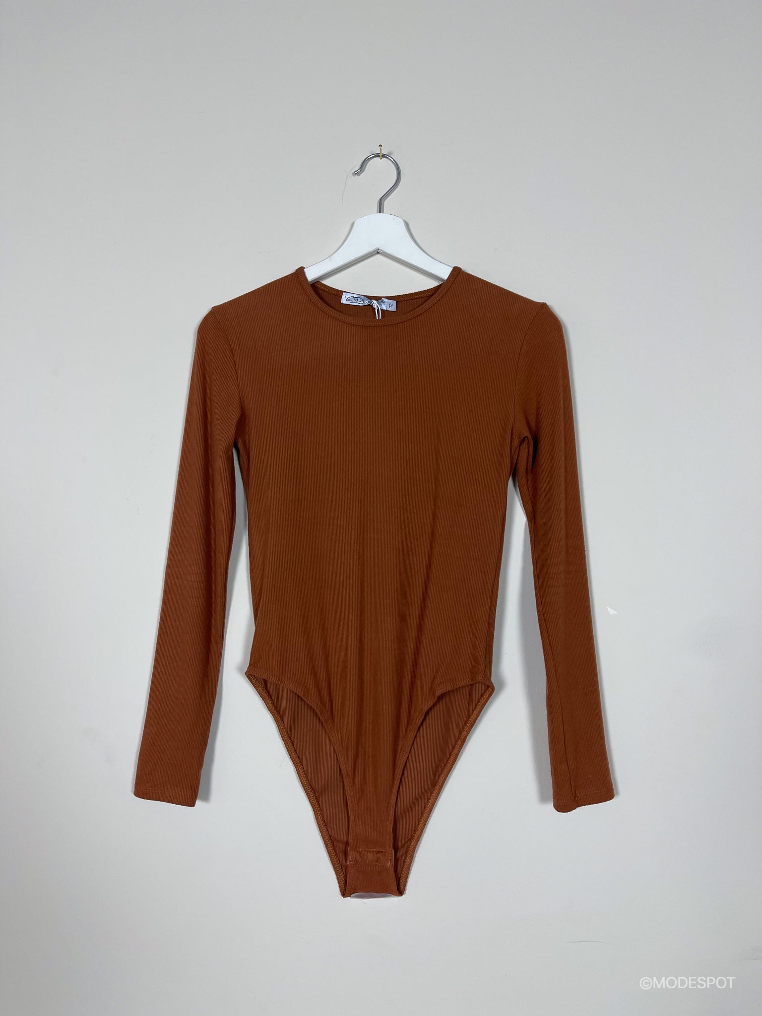 'KimK' Ribbed Bodysuit