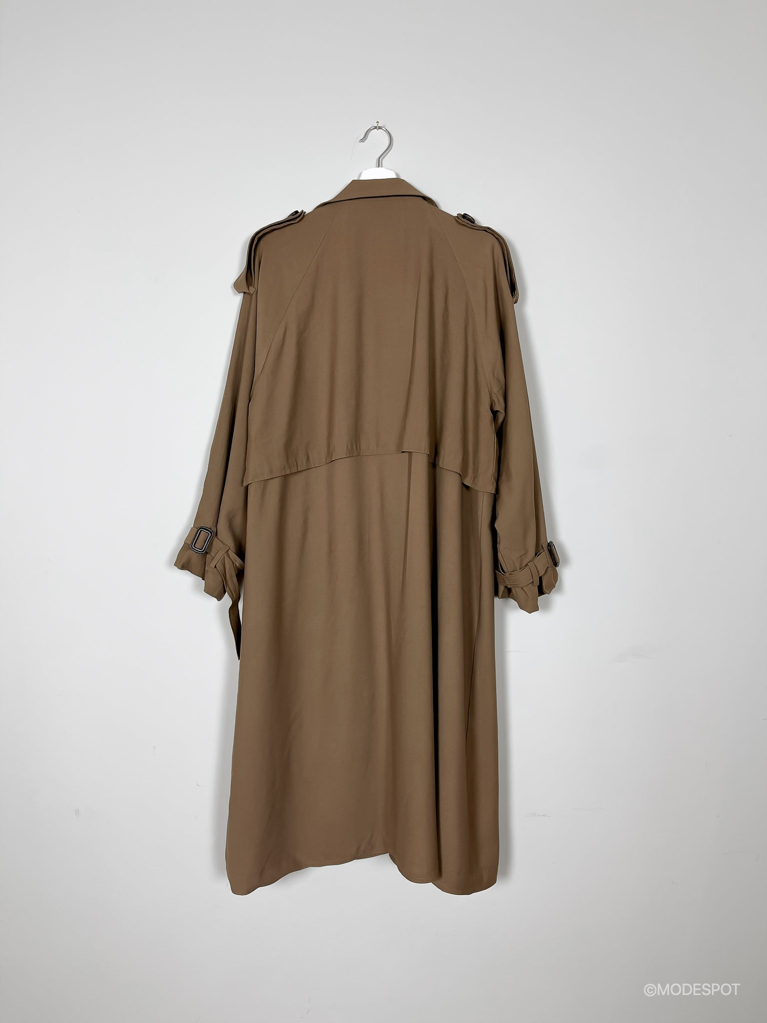 'Blake' Oversized Trench Coat