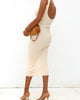 The Chloé dress ivory