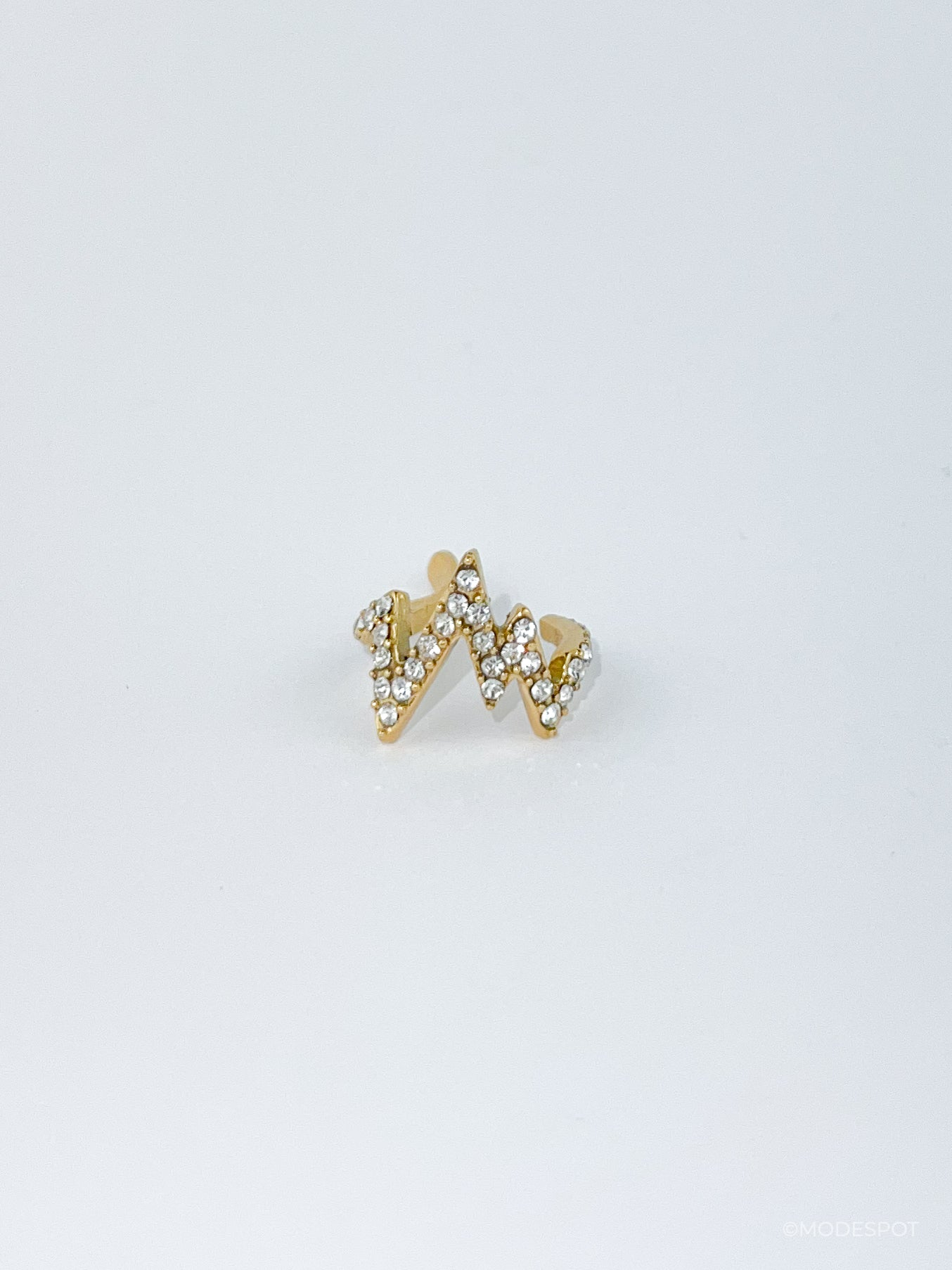 Heartbeat Ear cuff