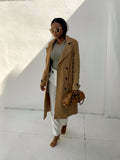 Fall trenchcoat