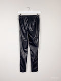 'Camilla' Faux leather legging