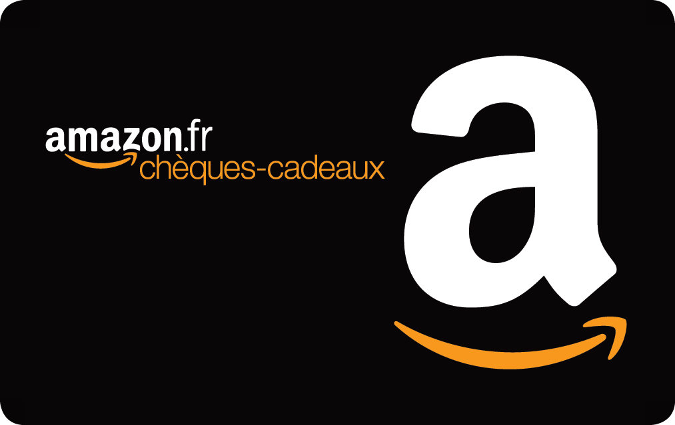 E-carte cadeau Amazon