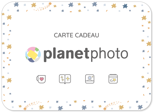 PLANET PHOTO (PLANET CARDS)