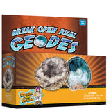 Break Open 2 Piece Geodes Set