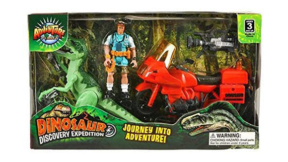 5 Piece Dinosaur Explorer Set