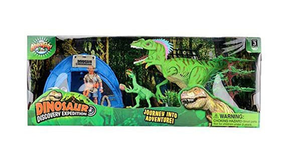 6 Piece Dinosaur Explorer Set
