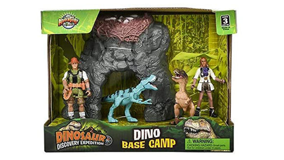 Dinosaur Base Camp Set