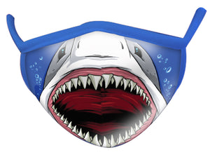 Megalodon Mask - Youth
