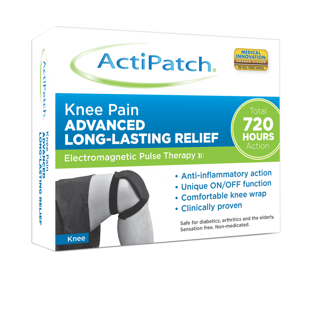 ActiPatch® Knee Pain Relief - 720 Hours